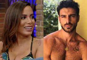 Anitta é ignorada por galã de '365 Dias', Michele Morrone, após chamá-lo para show; veja