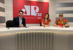 Fernanda Albuquerque e Erly Fernandes contam as novidades da programação da TV Tambaú