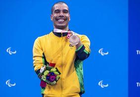 Daniel Dias é eleito para Conselho de Atletas paralímpicos