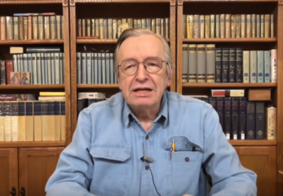 Plataforma de pagamento bloqueia Olavo de Carvalho