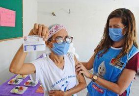 João Pessoa suspende vacinação contra a Covid-19 neste sábado (7)