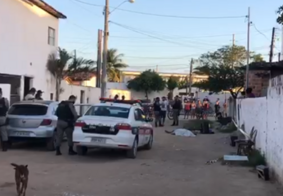 Homicídio em Valentina: filho levou 15 tiros e mãe baleada está fora de perigo, diz delegado