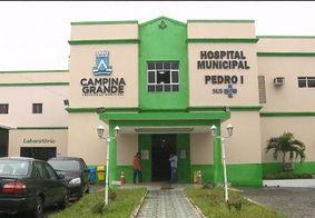 Hospital Pedro I, em Campina Grande, no Agreste da Paraíba