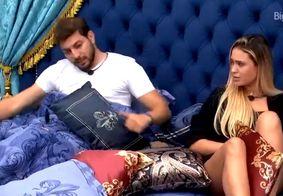 BBB 21   Sarah diz acreditar que João é mais forte que Juliette