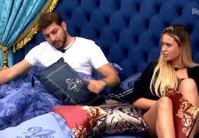 BBB 21 | Sarah diz acreditar que João é mais forte que Juliette