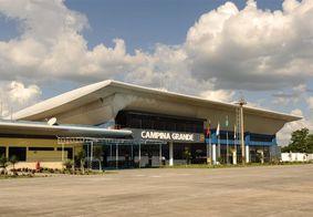 Aeroporto de Campina Grande, no Agreste da Paraíba