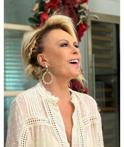 """Ana Maria Braga comandará o """"Mais Você"""" de casa"""