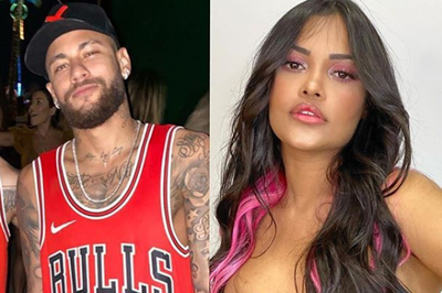 """Flay revela que já ficou com Neymar, jogador nega e paraibana rebate: """"Não tenho orgulho não"""""""