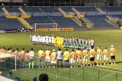 Botafogo-PB garante vitória contra o Floresta-CE e se classifica na Copa do Brasil