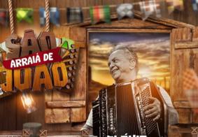 Ao vivo: acompanhe a Live de São João do cantor Flávio José