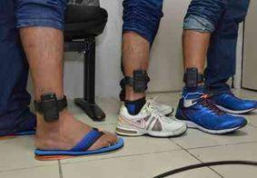 Na Paraíba, 1.122 apenados são monitorados por tornozeleira eletrônica