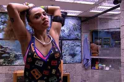 Paula admite estar apaixonada por Breno: 'Lógico'