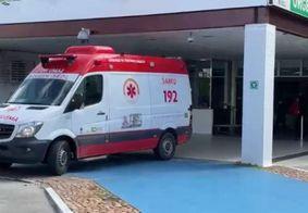 Jovem é atropelado durante fuga de Centro Socioeducativo em João Pessoa