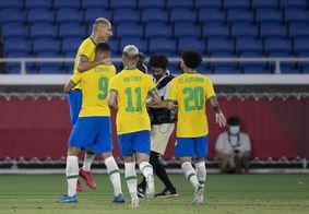 O Brasil venceu a Alemanha por 4 a 2
