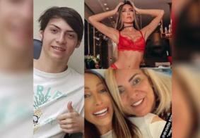 Namorada do filho 04 de Bolsonaro dá presente inusitado para a sogra; confira