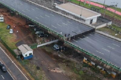  Reforma de viaduto que cedeu em São Paulo deve custar R$ 30 milhões