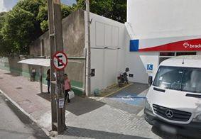 Agência bancária ao lado de quartel do exército é violada por bandidos em João Pessoa