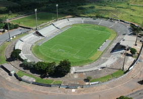 Estádio Cerejão, a Boca do Jacaré