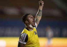 Craque: Vinicius celebra título com 'gosto especial' na Copa do Nordeste