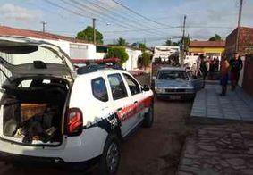 Suspeitos de assaltos em paradas de ônibus são detidos com mais de 20 celulares em JP