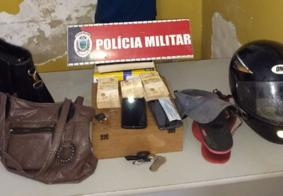 Suspeito de roubar R$ 13 mil de escritório de advocacia na PB é preso