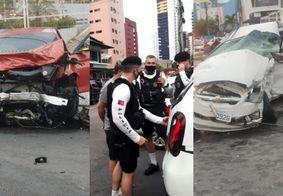 Decretada prisão preventiva do motorista de BMW envolvida em colisão que matou baterista em JP