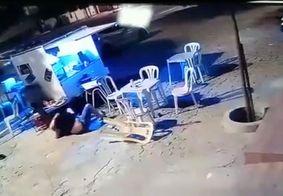 Vítima foi assassinada após desentendimento