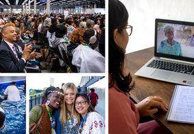 Congresso mundial sobre fé deve reunir cerca de 20 milhões de pessoas