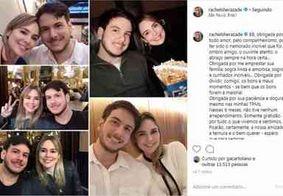 Rachel Sheherazade confunde seguidores ao anunciar fim de namoro secreto; veja