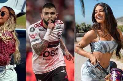 Gabigol teria traído irmã de Neymar com Aline Riscado, aponta Leo Dias