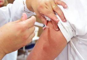 Vacinação contra Influenza segue no Busto de Tamandaré nesta quinta (8)