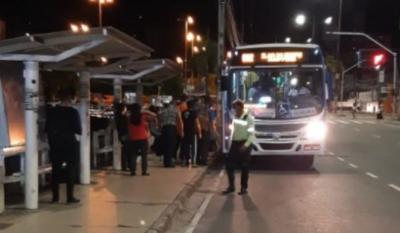 Fiscalização flagra irregularidades em 30 ônibus de João Pessoa