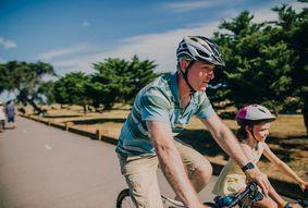 Conheça os benefícios de correr e pedalar