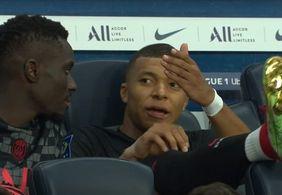 """Mbappé se queixa de Neymar: """"Ele não me passa mais a bola."""""""