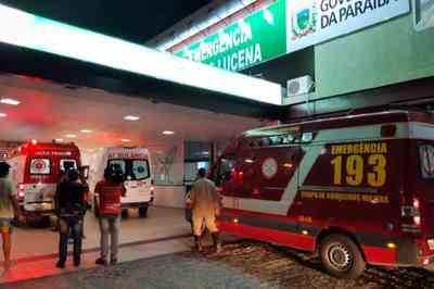 Acidente envolvendo ônibus deixa três vítimas na Grande João Pessoa