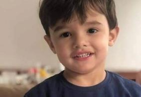 Corpo de criança morta em São Paulo chega à Paraíba