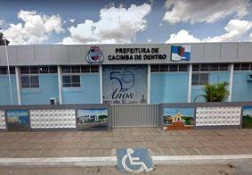 Prefeitura de Cacimba de Dentro, na Paraíba