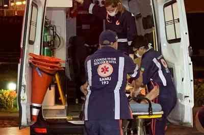 Adolescente de 15 anos suspeito de assalto é baleado em João Pessoa