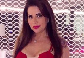 Símbolo sexual nos anos 1990, Solange Gomes diz que recebeu proposta de ex-presidente por cafetão