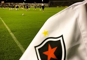 Elenco do Botafogo-PB realiza testes de Covid-19; time ainda não venceu na Série C