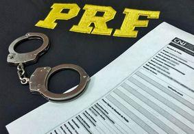 Criminoso foi detido em Campina Grande, no Agreste da Paraíba