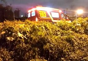 Suspeito é baleado durante troca de tiros com a PM, em João Pessoa