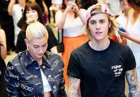 Anel com que Justin Bieber pediu namorada em casamento custou quase R$ 2 milhões, diz site