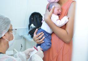 Pesquisa identifica bebês nascidos com anticorpos para Covid-19