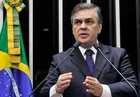 Aeronave que transportava Cássio Cunha Lima e Lucélio Cartaxo faz pouso forçado em Santa Rita