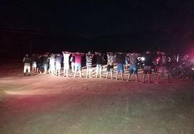 Festa com mais de 200 pessoas é encerrada pela PM em João Pessoa