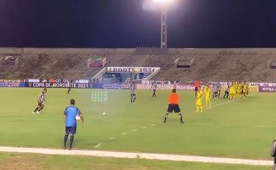 O Belo ficou no empate com a Bolívia