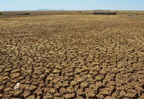 Área de seca aumenta na Paraíba