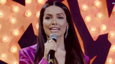 Juliette Freire participa de live de Xand Avião e faz homenagem ao Nordeste
