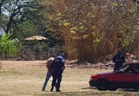 Homem é preso após tentar queimar ex-namorada viva no DF